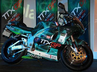TTX01 GP Electric Super Street Bike