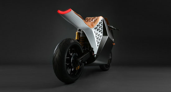 Mission one zero emmissions electric motorbike