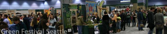 green festival seattle