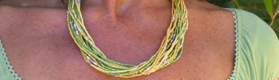zulugrass sustainable necklace