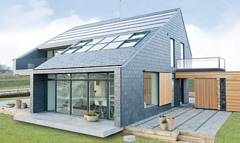 energy active house
