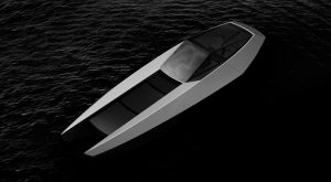 code-x solar yacht