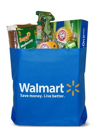 sustainable wal-mart