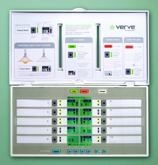 Verve Lighting Control Unit