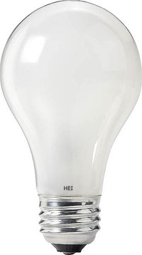 High Efficiency Incandescent Light bulb