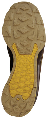 New Balance green shoe