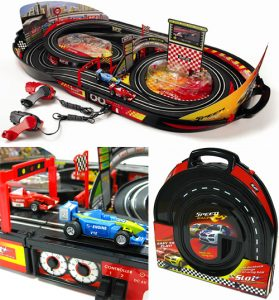 eco-friendly slot cars