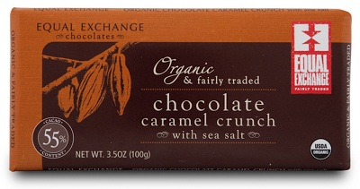 Chocolate Caramel Sea Salt