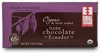 Dark Chocolate Ecuador