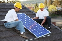 Installing Solar Panels