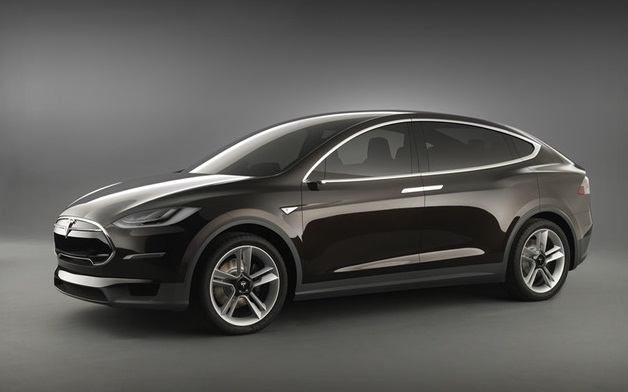Model X Crossover