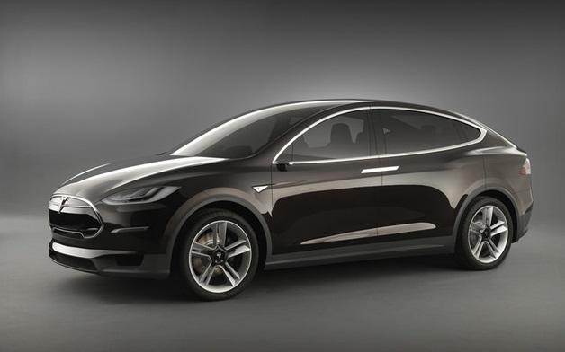 Model X Crossover