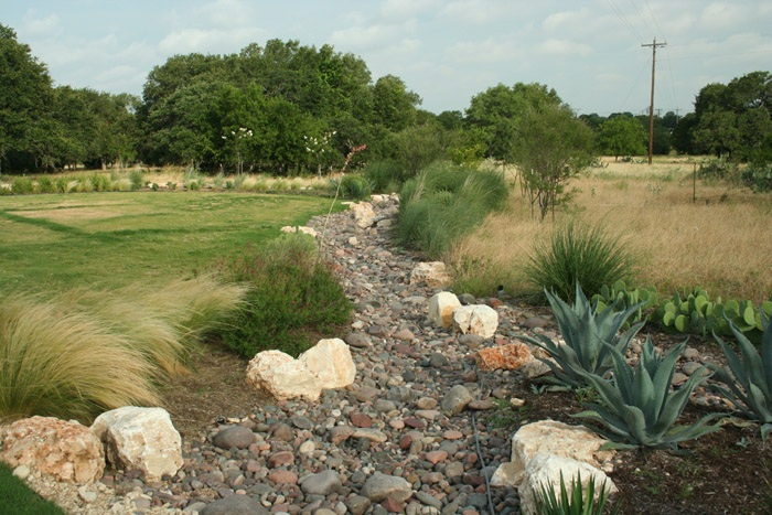 Landscaping Yard Drainage : Drainage ideas landscape french drains for the
