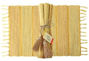 vetiver root table cloth