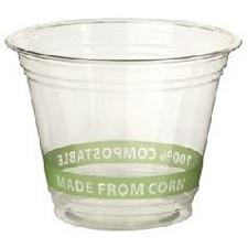 Corn Bio Plastic Cup