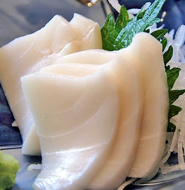 escolar or white tuna