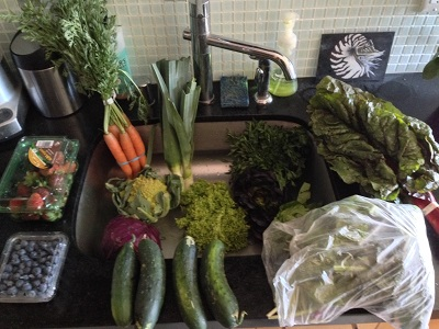 Greenheart CSA box