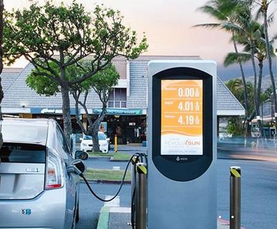 volta free charging