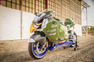 Brutus V2 Rocket EV Motorcycle