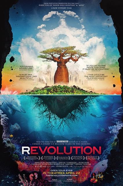 revolution environmental documentary movie