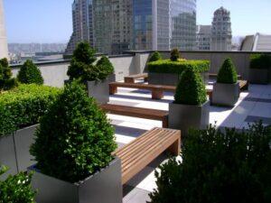 small SOMA terrace