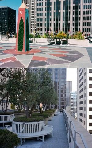 SF urban roof park
