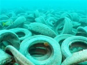 Recycled Tire Reef