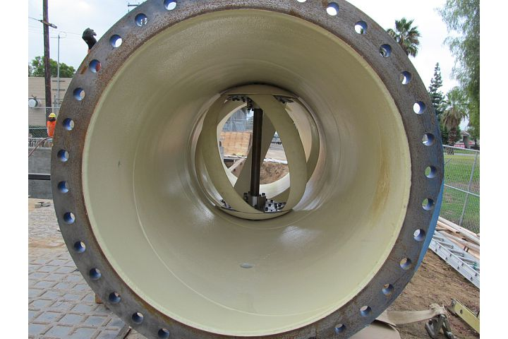 renewable energy pipe