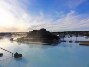 Geothermal Heated Pools