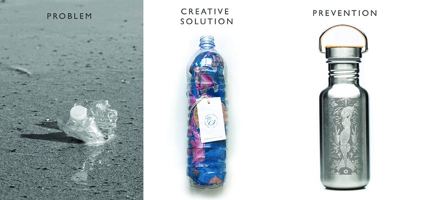 Ocean Plastic Change