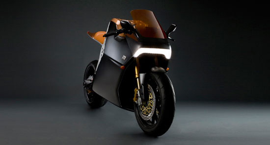 Fastest Electric motorcycle Mission One
