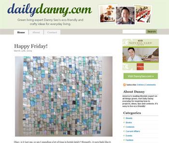 Daily Danny Green Living Blog