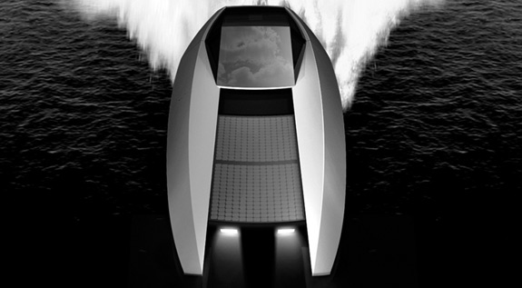 code-x hybrid boat