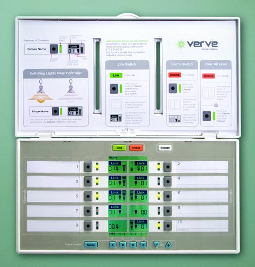 Verve Lighting Control Unit