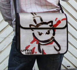 street art bag
