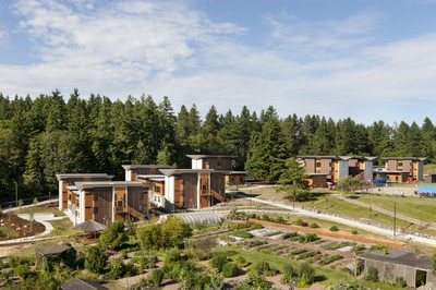 Bastyr LEED housing