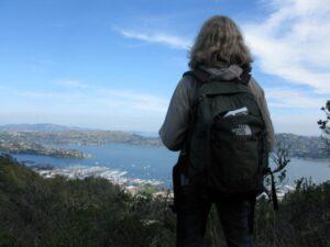 Overlook to the water