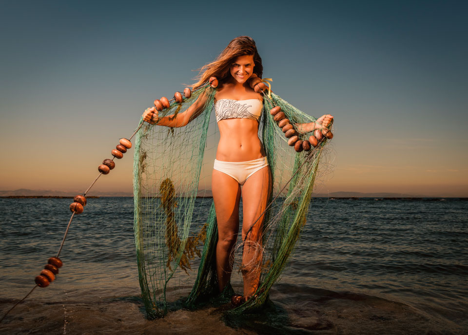 Womens Swimsuits Recycled Plastic